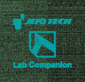 Jeio Tech Lab Companion Logo